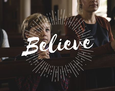 Believe Faith Inspire Imagination Trust Worship