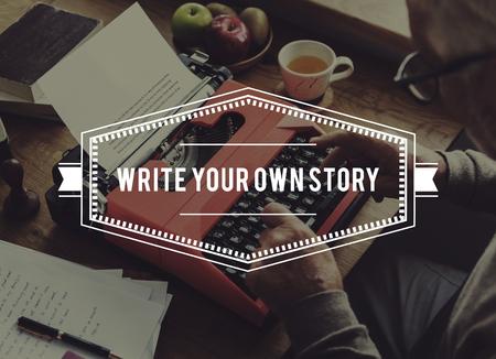 상급 성인 남자가 자신의 이야기 이야기를 전한다.