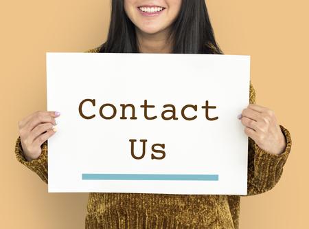 Logo Design Contact Us Word