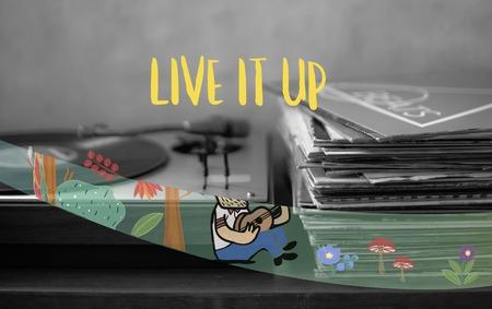 interesting music: Carpe Diem Live It Up