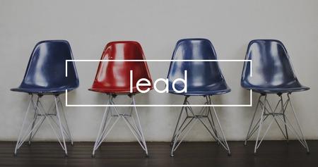 Lead Leadereship Management Director Word