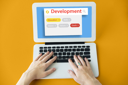 Education Skills Recruitment Word Search Stok Fotoğraf