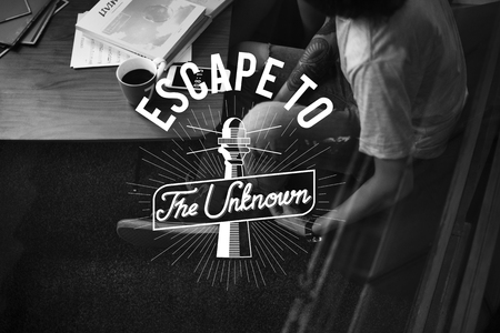 escape: Escape unknown word young people