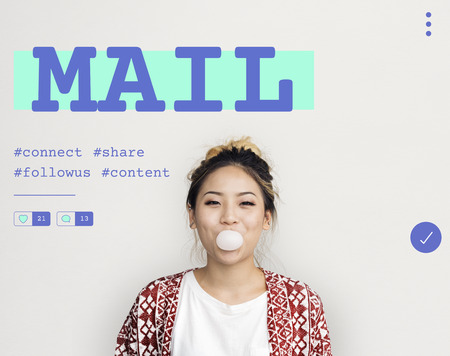 Mail Text Chat Message Social Communication