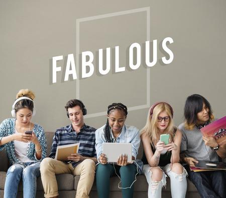 tremendous: Fabulous Wonderful Tremendous Stupendous