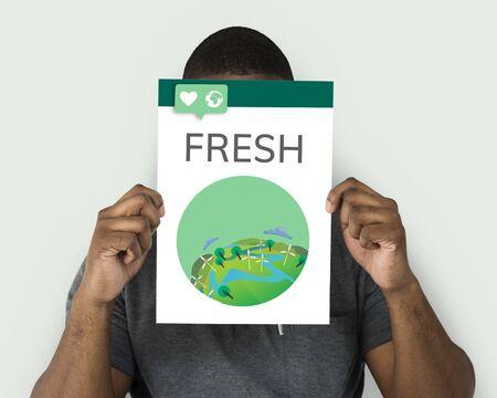 environmental conversation: Ecology Environment Eco Friendly Concept
