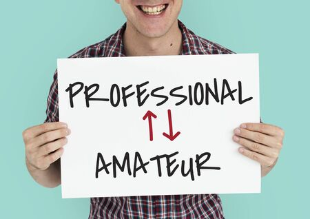 expertise: Professional Amateur Expertise Position Occupation