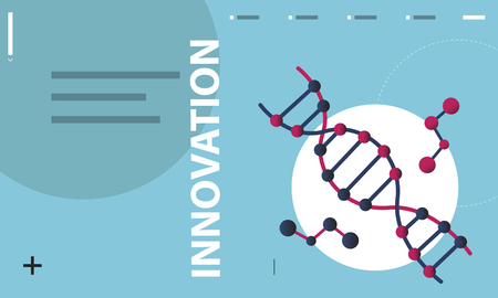 Science DNA Research Development Human Stock Photo