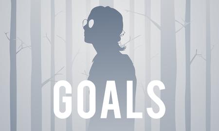 목표 열망 목표 목표 동기 부여 비전