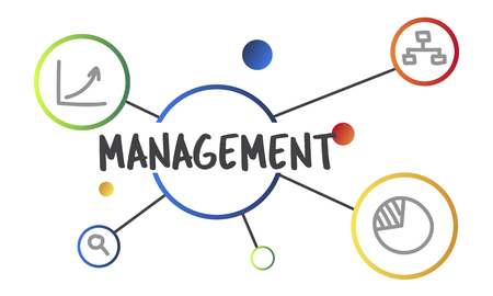 Business Management Administration Organization Concept