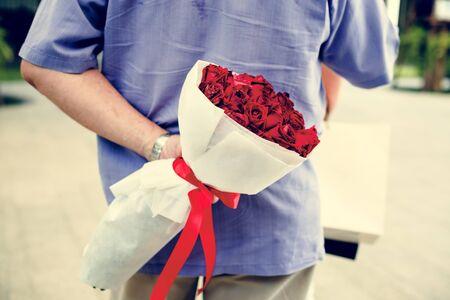 Romantic Love Wedding Anniversary Surprise