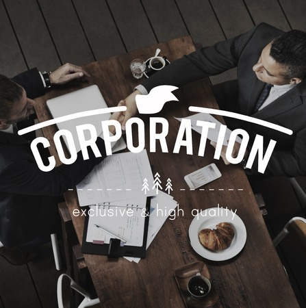 trusted: Trusted Partnership Collaboration Teamwork Corporate Business
