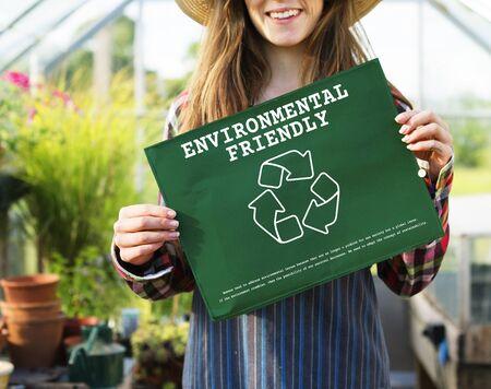 glasshouse: Sustainable Environmental Ecology Nature Recycle Planet Stock Photo