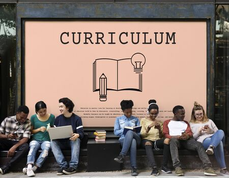 researching: Education Learning Academy School Concept