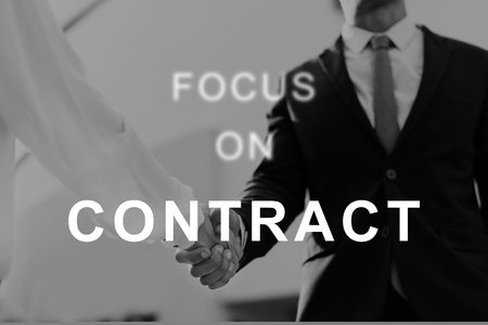 Contract Deal Connection Commitment Business