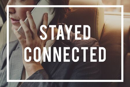 Business Connection Networking Communication Successful