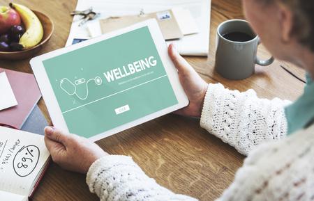 Medical Check Up Healthcare Concept Stock Photo