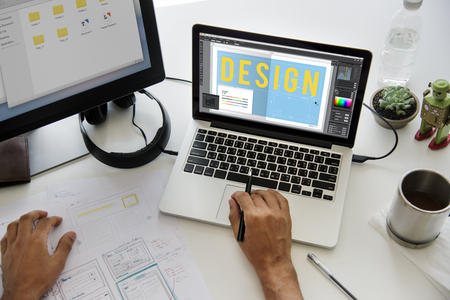 Design Graphic Illustration Art Color Program