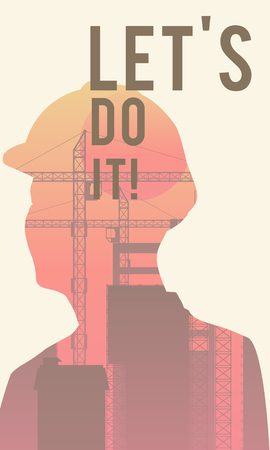 Lets do it poster design