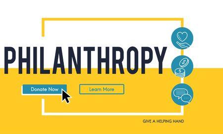 altruismo: Cuidado esperanza Donate Altruismo Filantropía