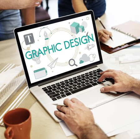 Layout Style Composition Graphic Design Icons
