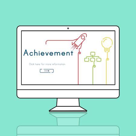 Achievement Ability Development Success Vision