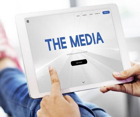 Media Digital Online Technology Internet Information