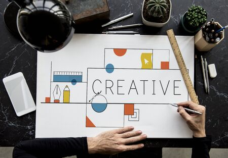 pastime: Creative Design Creativity Drawing Concept