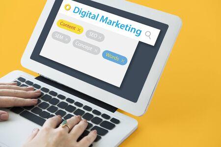 keyword: Keyword seo content website tags search