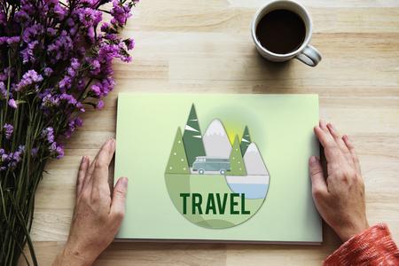 wanderlust: Itinerary Pioneer Globe-Trotting Excursion Voyage