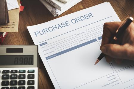 支払い給与明細請求書テンプレートの概念