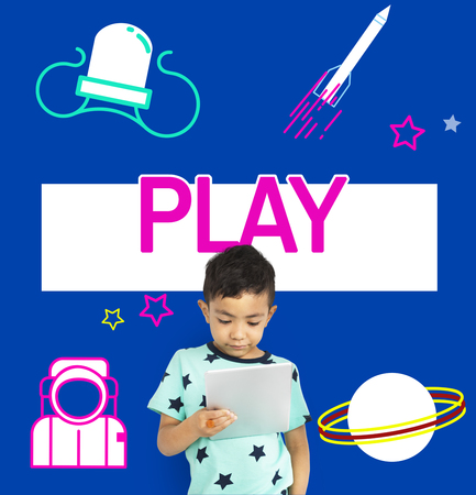 enjoyment: Imagination galaxy playing and learning