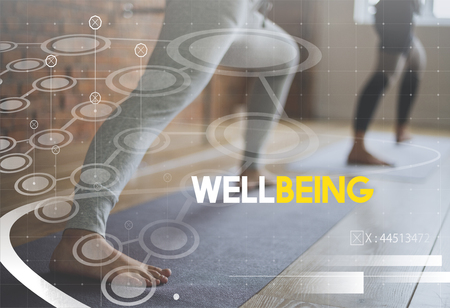 Workout Wellbeing Helthcare Fitness Concept