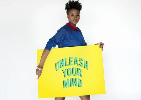 dare: Attitude Life Motivation Inspire Achievement Stock Photo