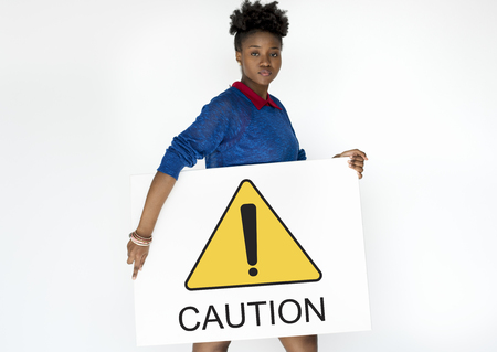 Caution Alert Critical Error Failure Notice Stok Fotoğraf