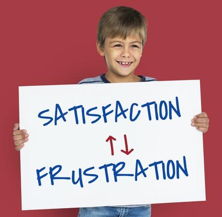 Assessment Evaluation Satisfaction Frustration Illustration Imagens