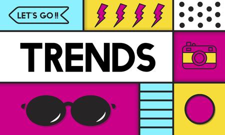 Trends Hipster Jeugd Lifestyle Carefree Indy