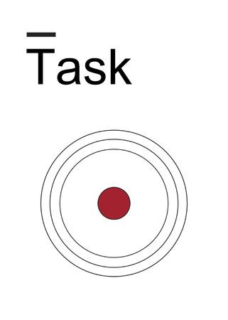 목표 달성 목표 목표 성과 계획 스톡 콘텐츠