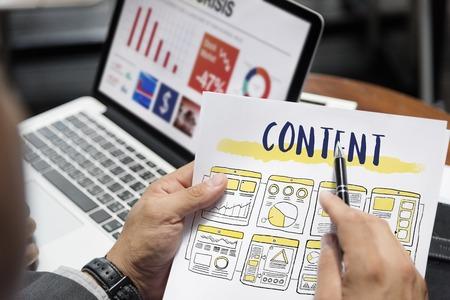 컨텐츠 구성 프로젝트 차트 스케치 드로잉