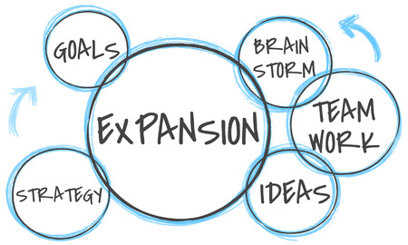 Brainstorm Teamwork Ideas Goals Strategy Business Фото со стока