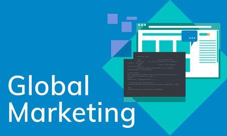 メディア マーケティング インター ネット デジタル世界