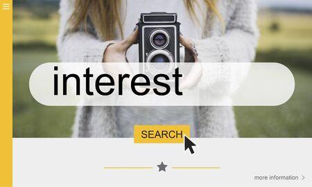 Possibilité Loisirs Simplicité Loisirs Intérêt Concept Banque d'images - 80339276