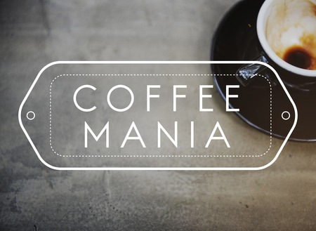 Coffee mania start new day with coffee in morning