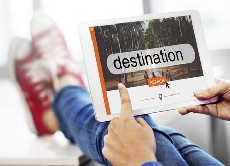 wanderlust: Journey Travel Exploration Vacation Concept Stock Photo