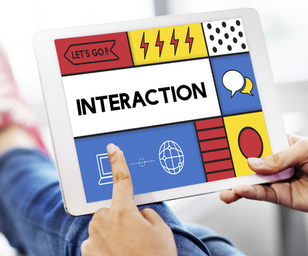 Communication Connection Social Interaction Concept