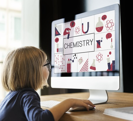 website words: Life Science Biology Chemistry Concept