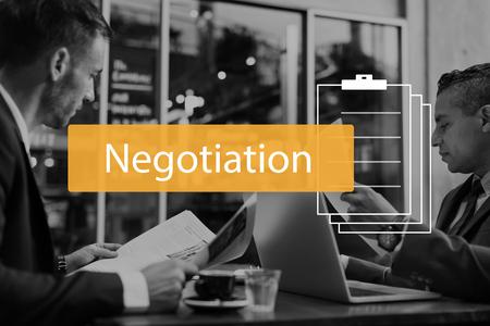 거래 약정 협상 사업