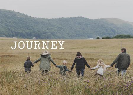 wanderlust: Life is a Journey Adventure Trip Exploration Traveling Destination