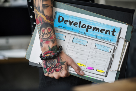 Product Design Drawing Website Graphic 版權商用圖片