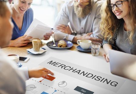 Business Development Investment Plan Grafikdesign Standard-Bild - 80417930